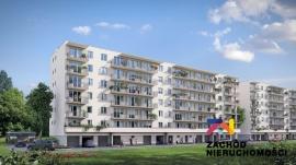 Nowe mieszkanie, 3 pokoje, 4 piętro, 56,55 m2