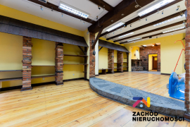 Zarezerwowane Dwa lokale 80+82 m2 centrum Nowej Soli